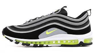 Мужские кроссовки Nike Air Max 97 (Найк Аир Макс) разноцветные