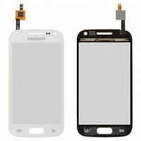 Сенсорный экран Samsung I8160 Galaxy Ace 2 белый (тачскрин, стекло в сборе)