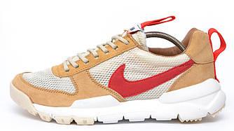 Мужские кроссовки Nike Tom Sachs' Mars Yard  (Найк) разноцветные