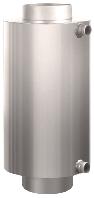 Теплообменник Теплодар Регистр универсальный d=115 мм