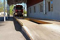 Автомобильные весы 18 метров европлатформа