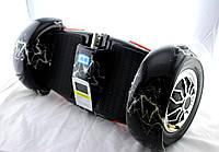 "Гироскутер F1 10"" BT SD серый\черный\мраморный, Гироборд, Сигвей, Гироскутер с Bluetooth, фото 1"
