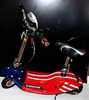 Электро скутер XHD  (АКБ Samsung), Скутер на аккумуляторе, Скутер электрический,  E-Scooter 250W