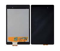 Оригинальный дисплей ASUS Google Nexus 7 II ME571 черный (LCD экран, тачскрин, стекло в сборе)