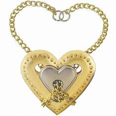 Головоломка 4* Heart (Сердце) Cast Puzzle 473787