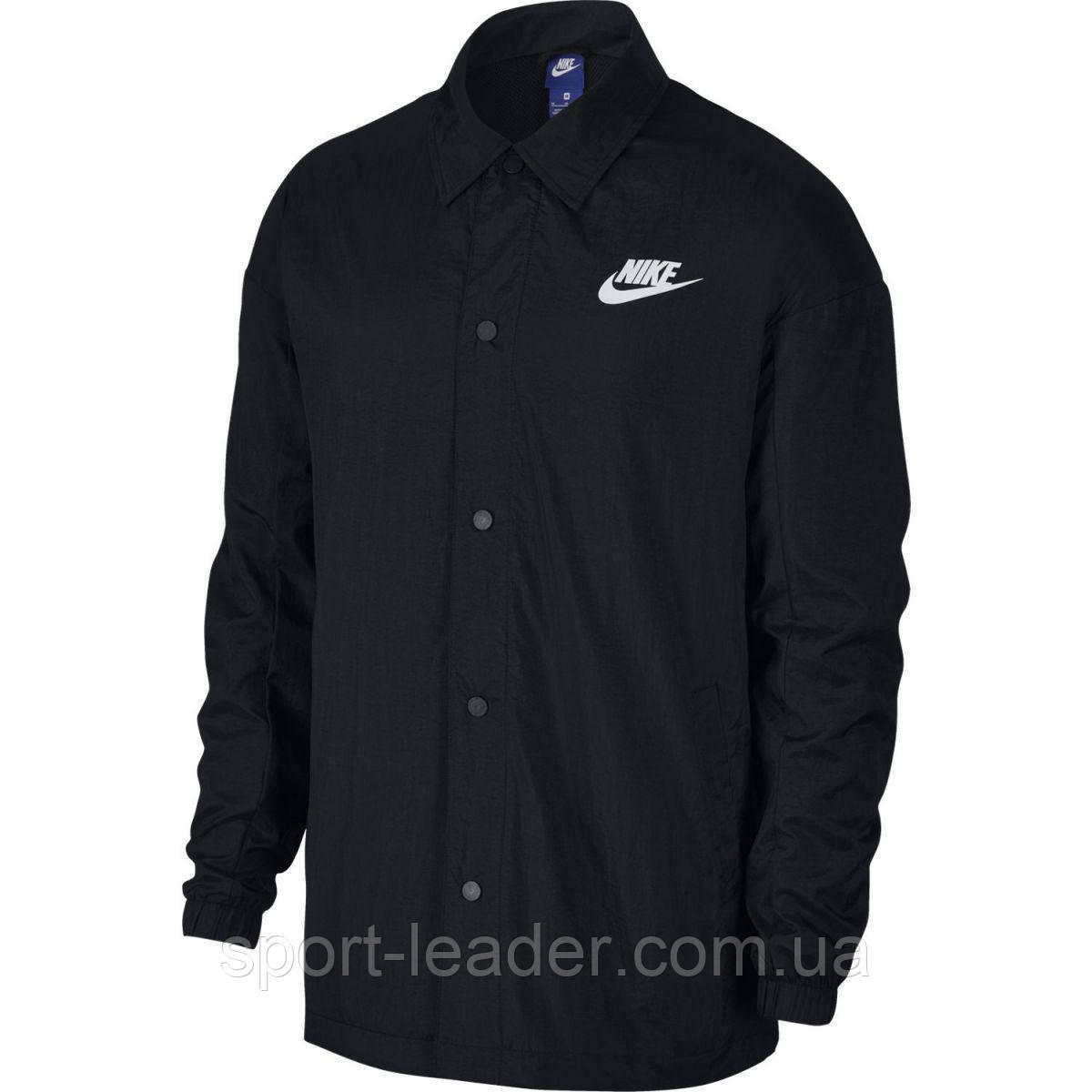 f96cb3a4 Куртка мужская Nike Sportswear Woven Hybrid 885953-010 - Sport-Leader в  Киеве