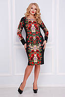 GLEM Jewelry rose платье Алика-Б д/р, фото 1