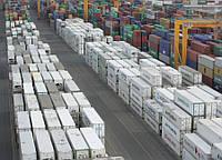 Морской фрахт  для перевозки грузов в контейнерах