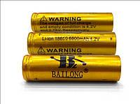 Аккумулятор Bailong BL-18650 Li-Ion 4.2V 6800mAh