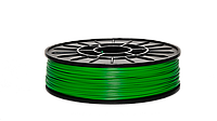 CoPET (PETg) пластик для 3D печати,1.75 мм 0.75 кг, зеленый