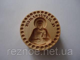 Печать св. Матрона Московская
