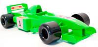 Авто Формула - машинка, Wader, зеленый (39216-5)