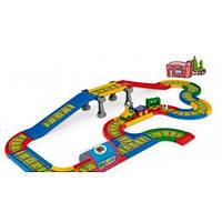 Kid Cars детская железная дорога 4,1 м  wader 51711 (51711), фото 1