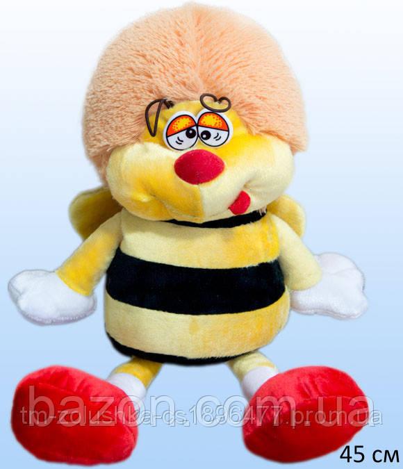Мягкая игрушка Пчелёнок 45 см