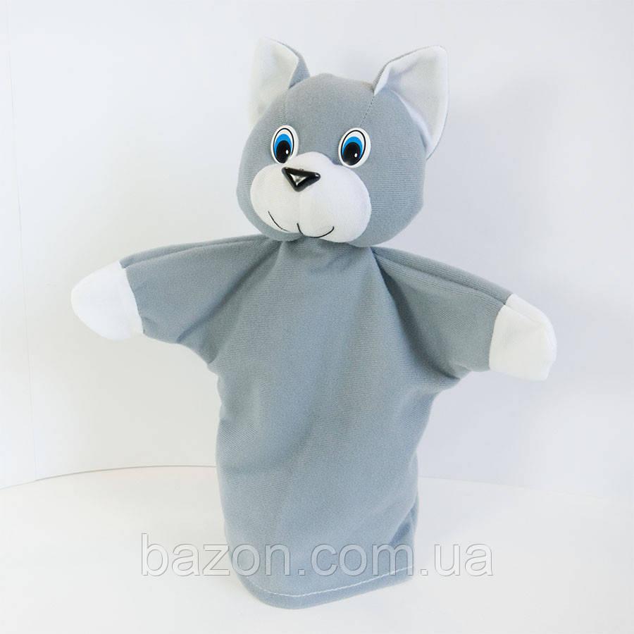 Игрушка рукавичка (кукольный театр) Кот