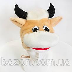 Дитяча маскарадна шапочка Бичок