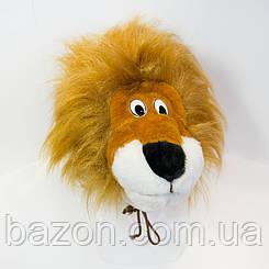 Дитяча маскарадна шапочка Лев