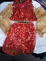 Новогодний костюм восточный