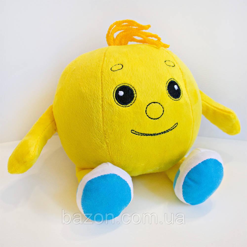 Мягкая игрушка Колобок 21 см