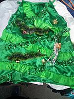 Новогодний костюм елка
