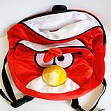 Рюкзак детский Птица Ред красная (Angry birds), фото 2