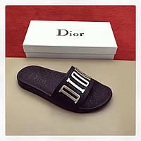 Мужские шлепки Dior