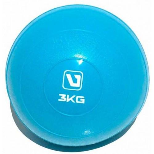 Медбол мягкий набивной LiveUp SOFT WEIGHT BALL (LS3003-3), фото 1