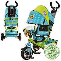 Велосипед детский 3-хколесный MM 0156-01