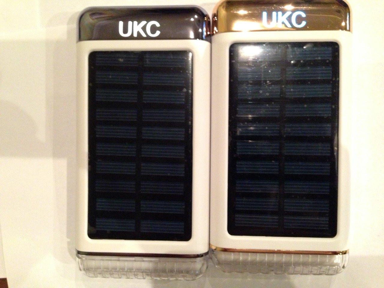 Power Bank Солнечная батарея Лампа 15000 мА