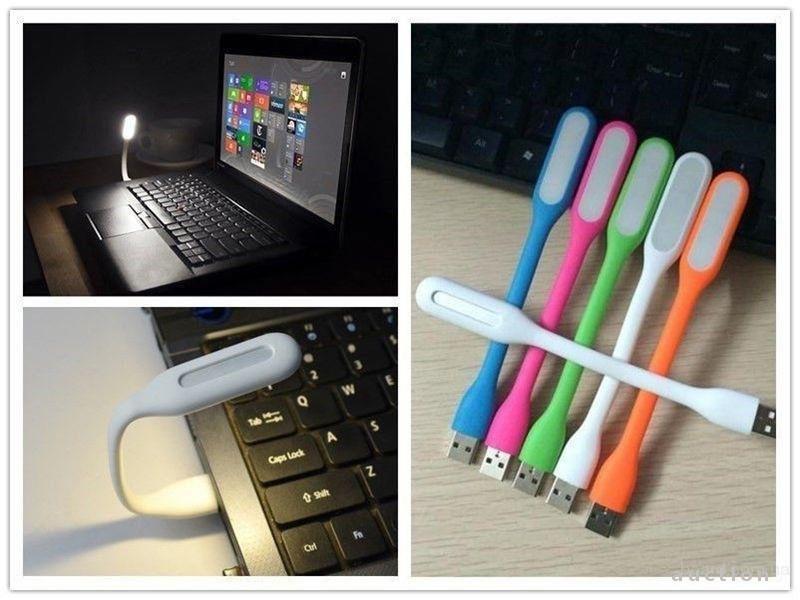 USB Светильник LED лампа гибкая светодиодная Акция