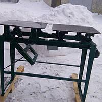 Напольная конструкция к деревообрабатывающему станку СЦФБ-1, фото 1
