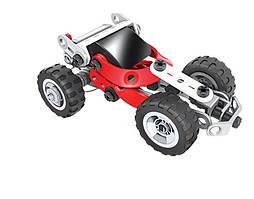 Детский Конструктор TOYBASE Набор для конструирования и моделирования игрушечного автомобиля,10 в1,6V(SUN0187)