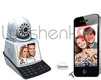 Интернет видео телефон GSM сигнализация HG160WA