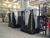 ЭЛЕКТРИЧЕСКИЕ и ГАЗОВЫЕ ПЕЧИ ТИГЕЛЬНЫЕ  - выплавка и поддержание цветных металлов на заданной температуре, фото 1