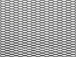 Сетка декоративная 100*30 №2 черная