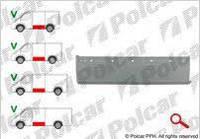 Боковина левая (ремкомплект нижн) Mercedes Sprinter 06- Polcar