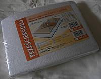 Антибактериальная, непромокаемая простынь на резинке для детской кроватки 120*60 см Данпол, фото 1