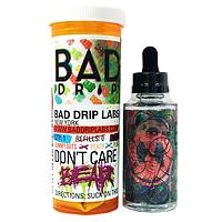 Bad Drip Don't Care Bear - никотин 3 мг., 60 и 120 мл. VG/PG 70/30