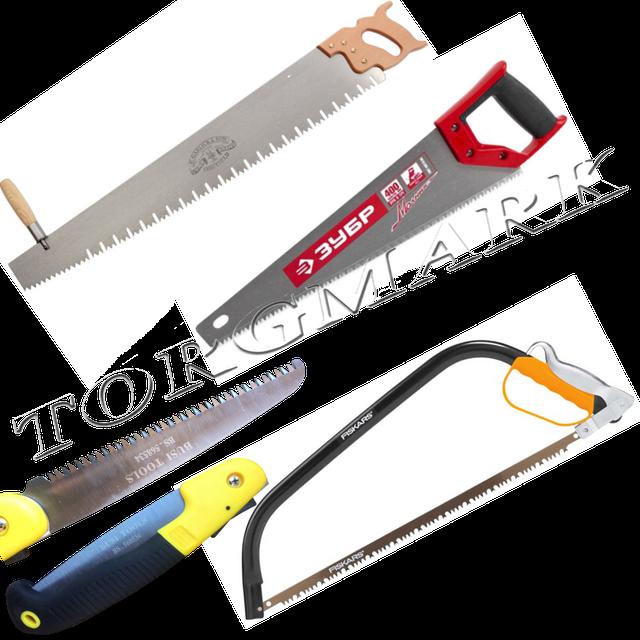 Ножовки, пилы садовые
