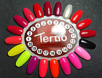 Гель-лаки Tertio 10 мл № 1-20