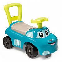 Машинка-каталка Auto Ride On голубая Smoby 720519