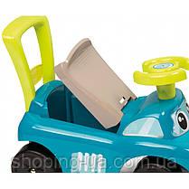 Машинка-каталка Auto Ride On голубая Smoby 720519, фото 2