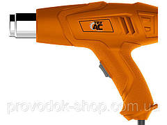 Распаковка и обзор пистолета горячего воздуха ТехАС TA-01-049