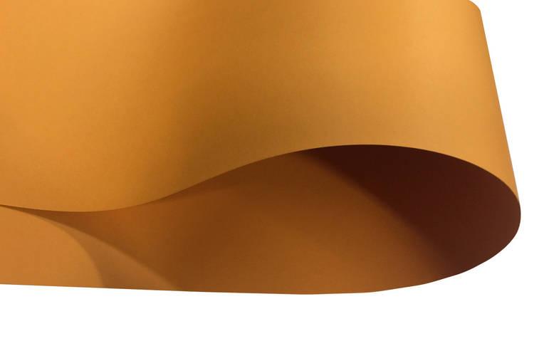 Дизайнерский картон Creative board, матовый мандариновый, 270