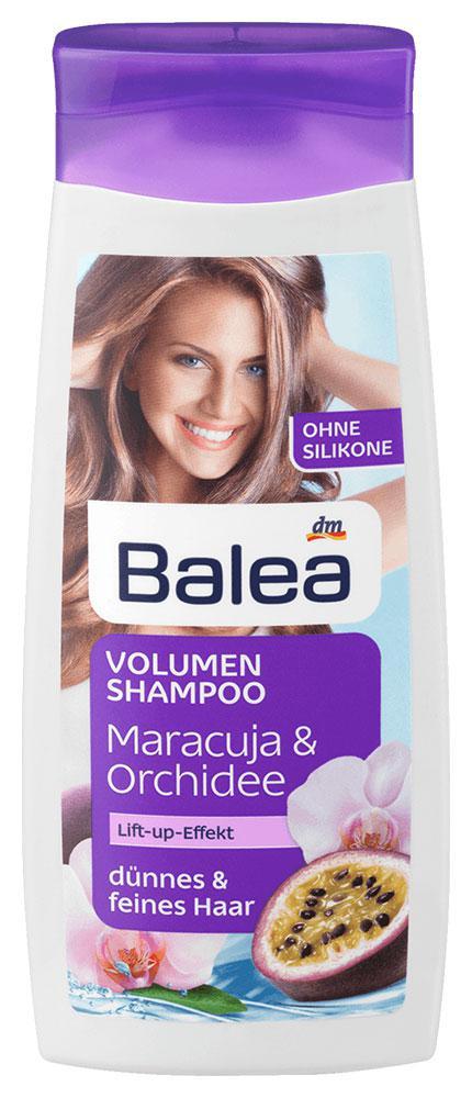 Шампунь Balea для объема волос маракуйя и орхидея 300мл