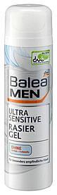 Гель для бритья Balea Men Ultra Sensitive 200мл