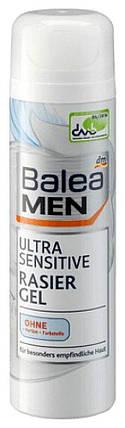 Гель для бритья Balea Men Ultra Sensitive 200мл, фото 2