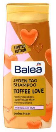 Шампунь Balea для всех типов волос Toffee Love 300мл, фото 2