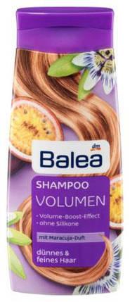 Шампунь Balea Volumen c ароматом маракуи для тонких волос 300мл, фото 2