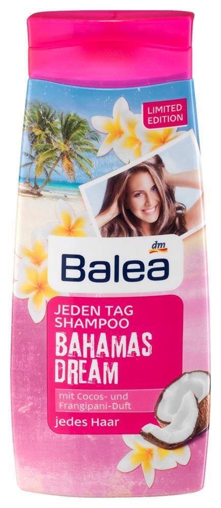 Шампунь Balea для всех типов волос Bahamas Dream 300мл